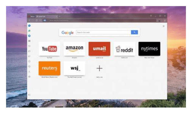 Opera Browser Free Download Latest