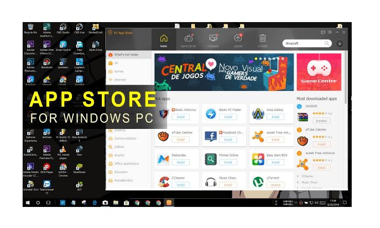 PC App Store for Windows Latest Version