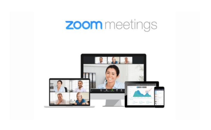 Download ZOOM Meetings