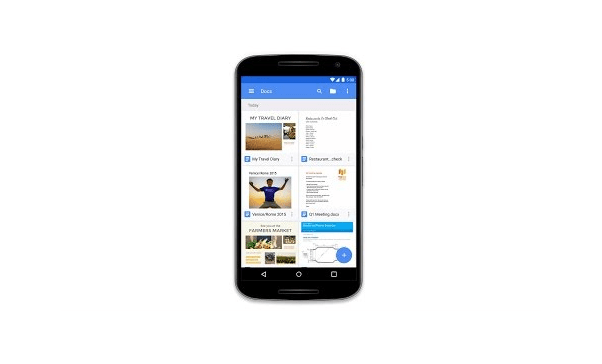 Google Docs for Android Latest