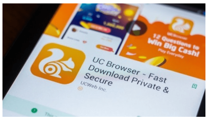 uc browser for android download