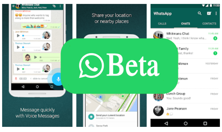 WhatsApp Beta Download For Android